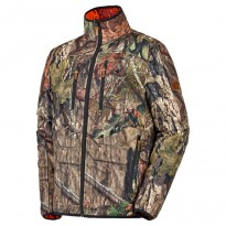 Veste Fox réversible Blaze/Green - Stagunt